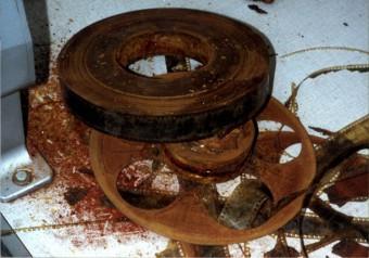 Decomposing nitrate film