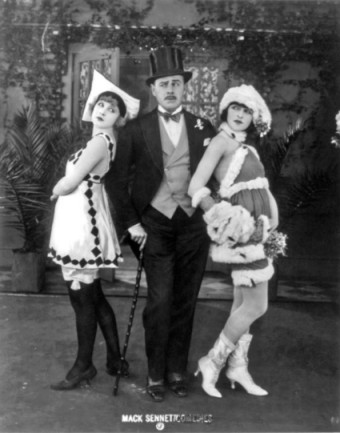 Marvel Rea, Ford Sterling and Alice Maison
