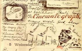 Alexander Goodall diaries