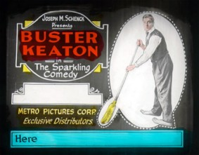 Generic slide for Buster Keaton shorts