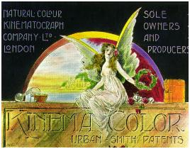 Kinemacolor poster