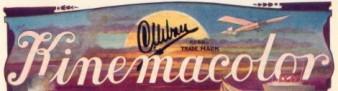 Kinemacolor banner