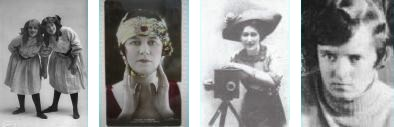 Woman and Silent British Cinema