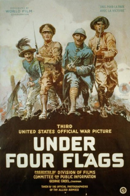 British World War I Propaganda Posters. on World War One posters,