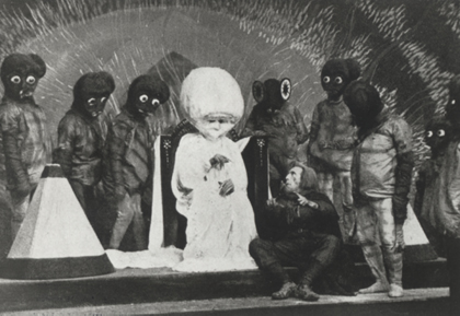 The First Men in the Moon (1919), from http://www.bfi.org.uk/mostwanted