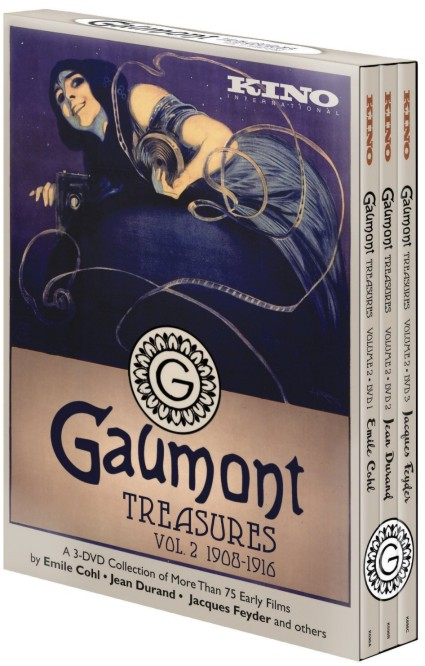 Gaumont Treasures (1897-1913) - Volume 2 - Louis Feuillade